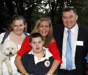 Craig Kelly MP and Family