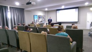 finding out about aged care living options